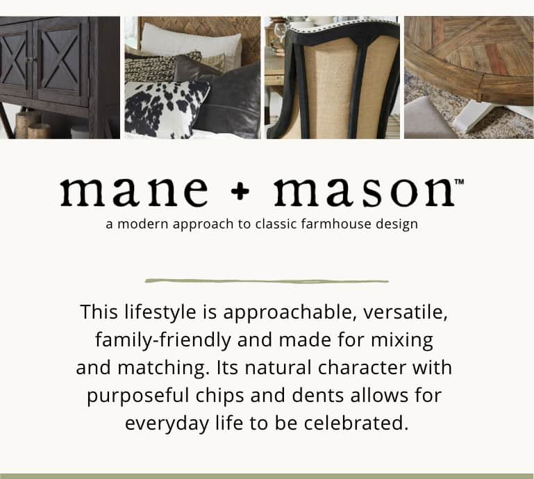 Mane and Mason a modern approach to classic farmhouse design