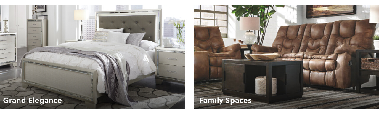 Grand Elegance, Famiy Spaces