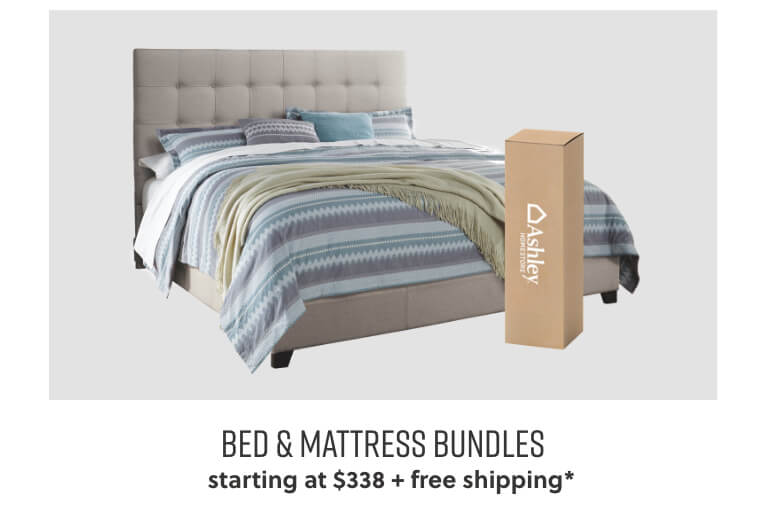 Bed and Mattress Bundles Free Shipping