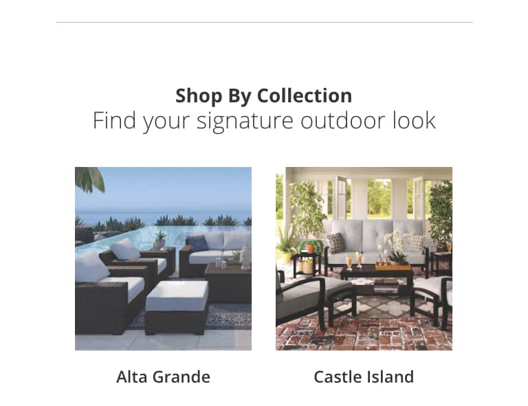 Outdoor Look, Alta Grande, Castle Island