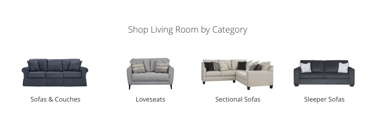 Sofas And Couches Loveseats Sectional Sleeper