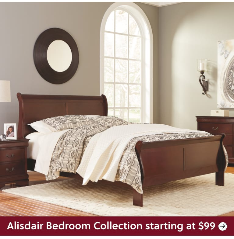 Alisdar Bedroom Collection