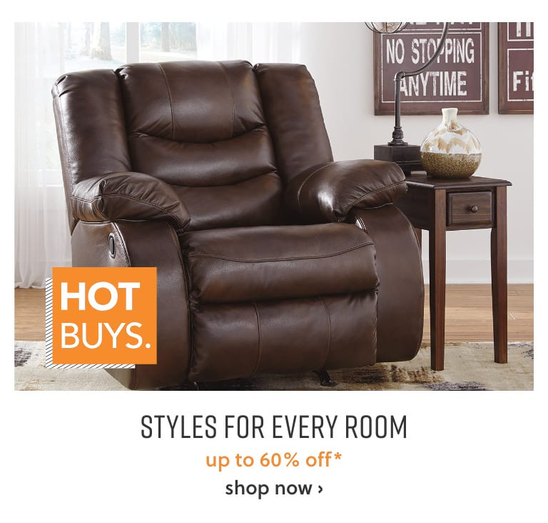 Shop Ashley Furniture HomeStore Hot Buys