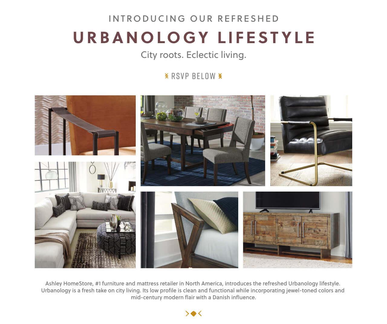 Urbanology RSVP