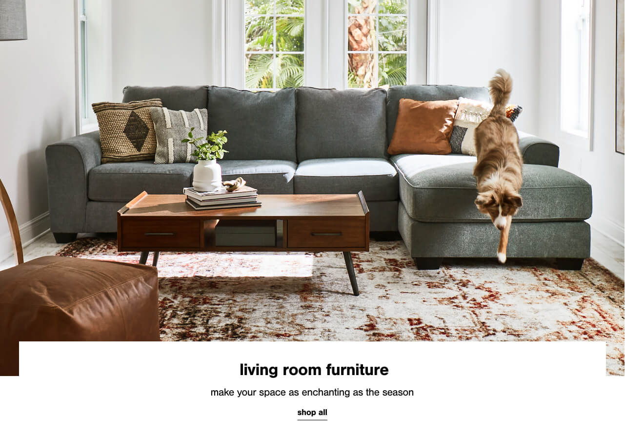 Shop All Living Room Furniture