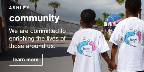 Ashley HomeStore Community