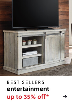 Entertainment Best Sellers Up to 35% Off*