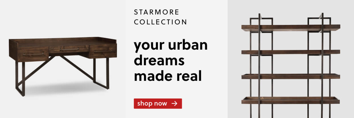 Starmore Collection For fans of urban industrial design