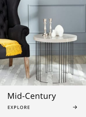 Shop By Style: Mid Century