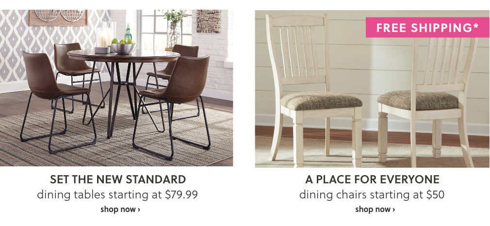 Dining Tables, Dining Chairs on Sale