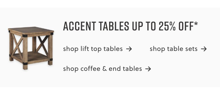 Lift Top Tables,Table Sets,Coffee and End Tables