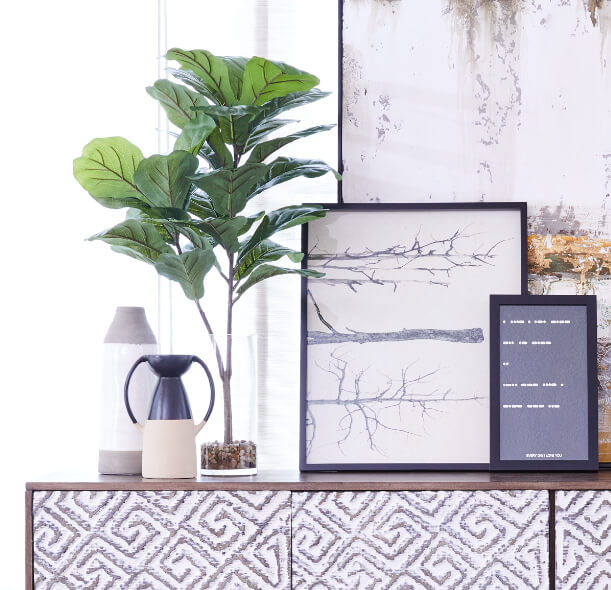 Bring your space back to life for Summer: Artificial Plants up to 55% Off + Free Shipping*