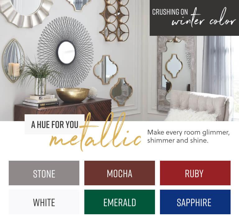 Fall Color Metallic