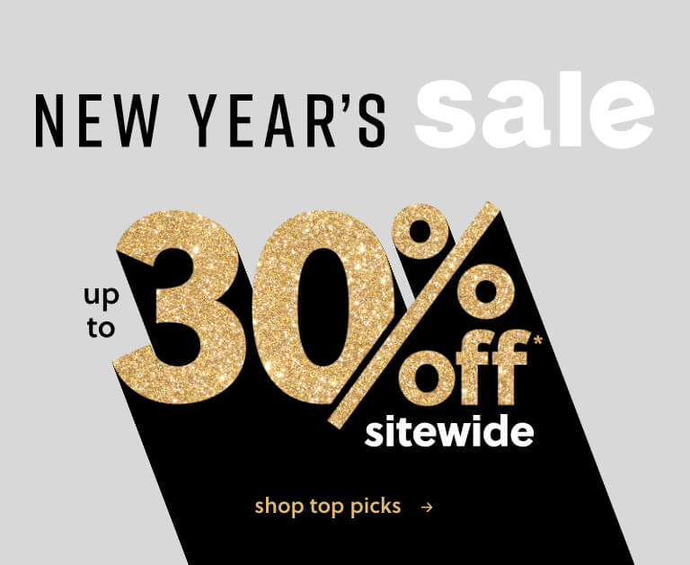 Home for the Holidays up to 25% off* sitewide