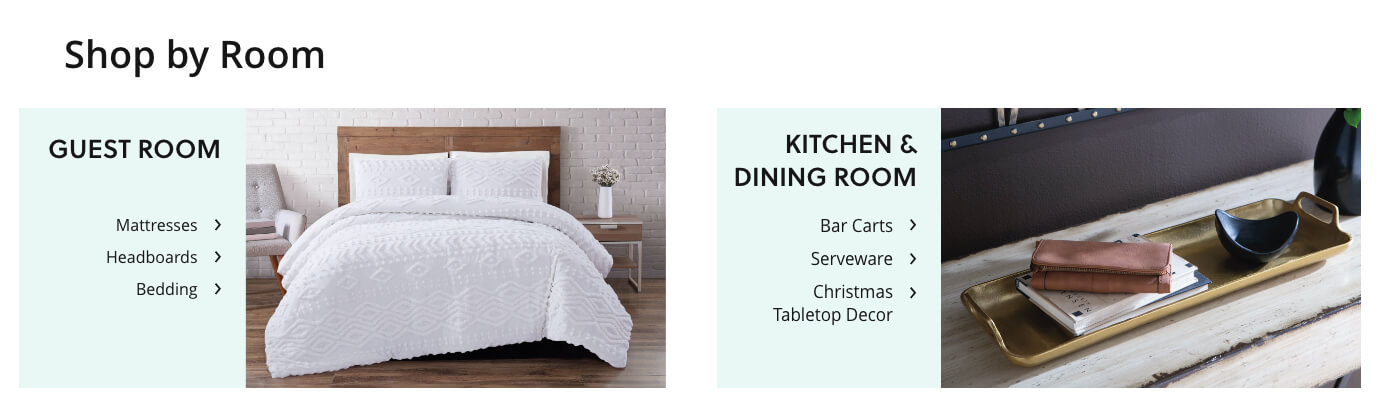 Holiday: Guest Room Essentials, Kitchen and Dining Room