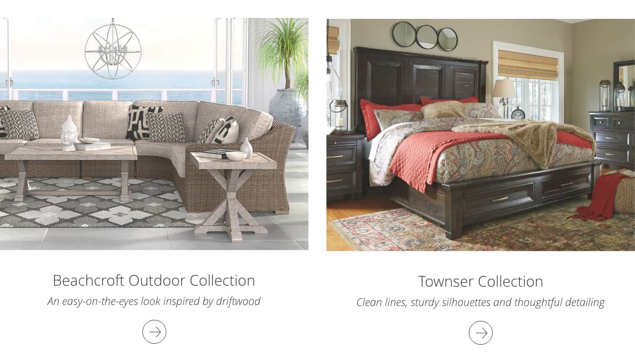 Beachcroft Outdoor Collection, Townser Collection