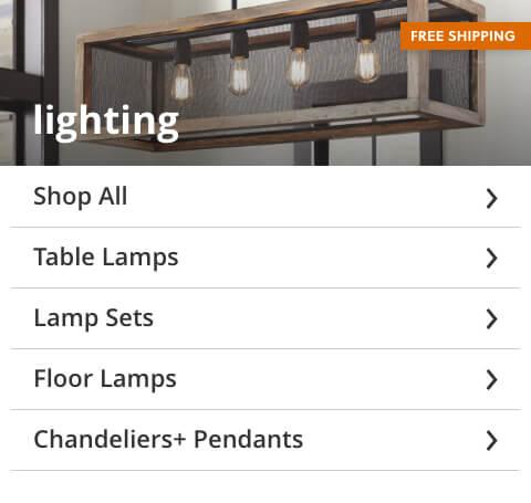 Lighting Free Shipping