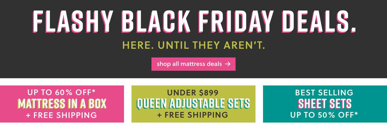 Mattress Black Friday Deals