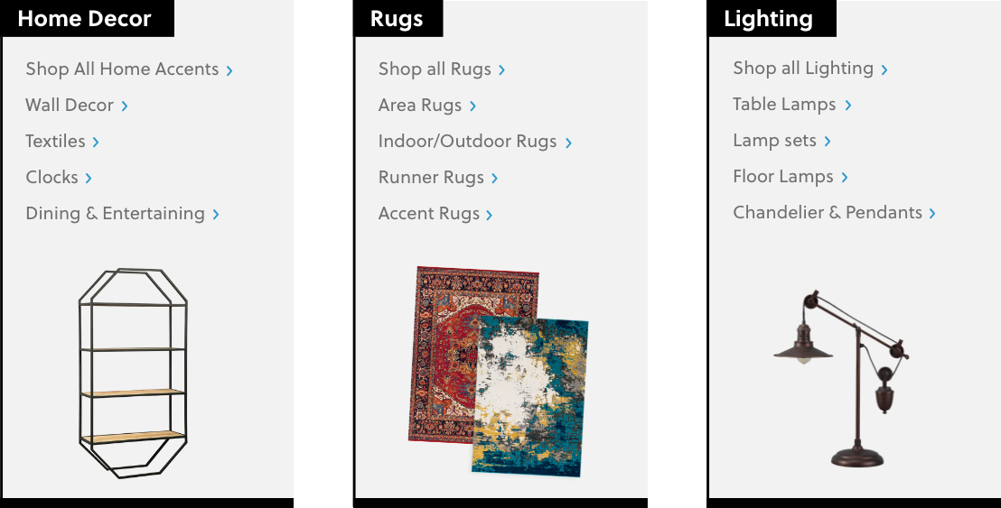 Free Shipping with Home Decor, Rugs, Lighting