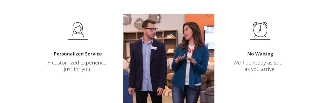 Appointment Setting for Ashley Furniture HomeStore