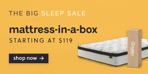 Mattress in a Box S/A $119 + Free Shipping