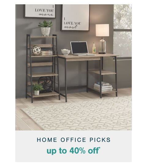 2021 Home Office Picks: Up to 40% Off