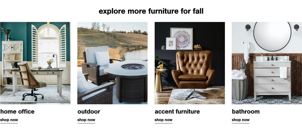 Shop All Room Furniture