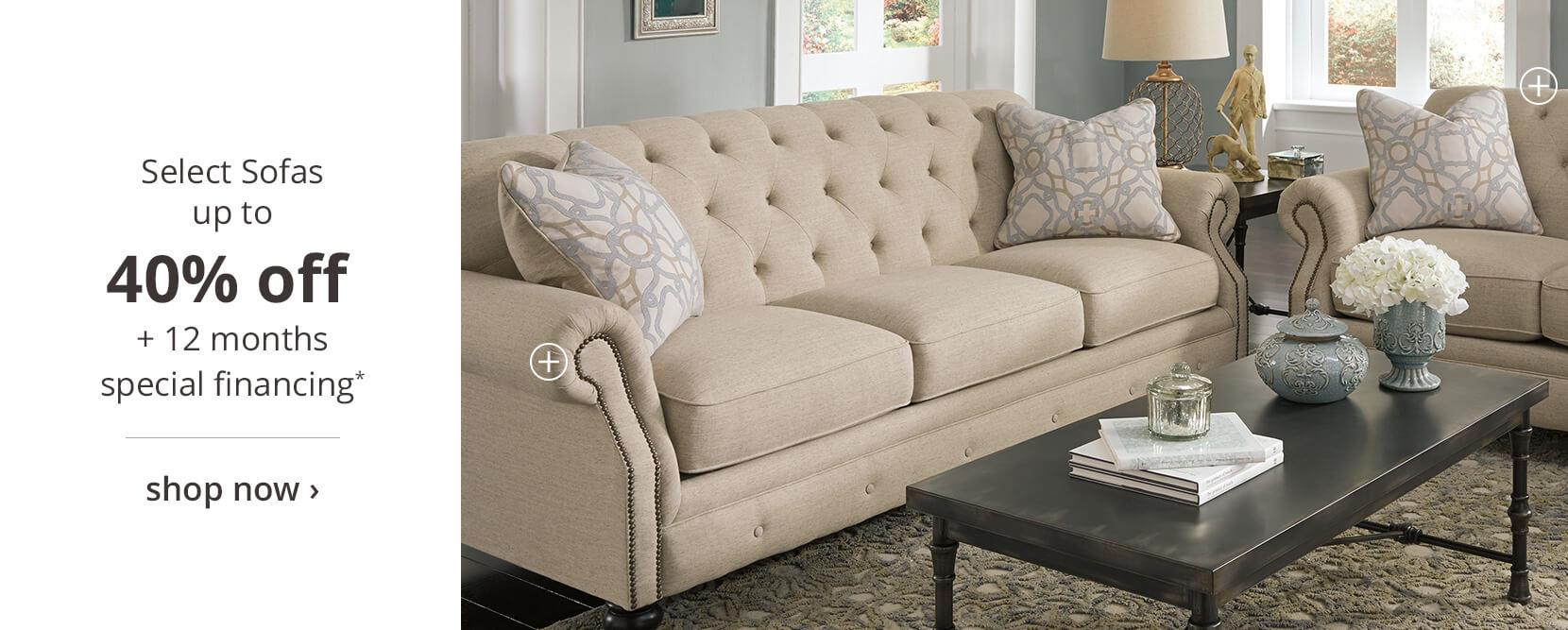 Ashley Furniture HomeStore Sofas