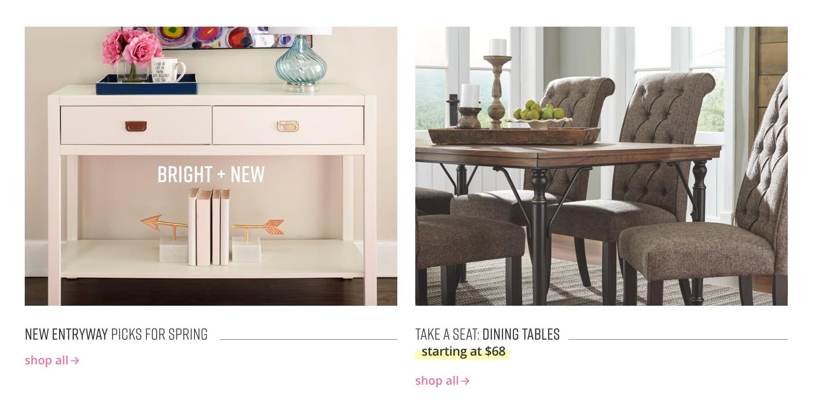 Ashley furniture shop online