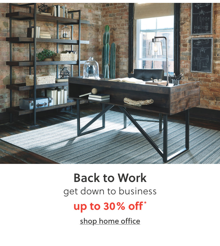Office Desks, Chairs, Storage and more