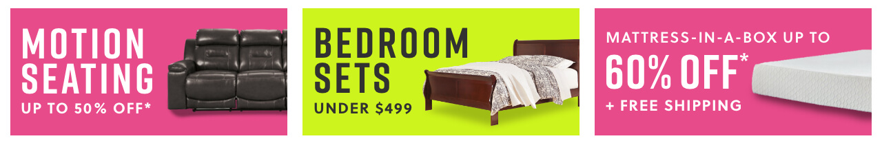 Deals on Furniture, Decor, Lighting, and More | Ashley ...