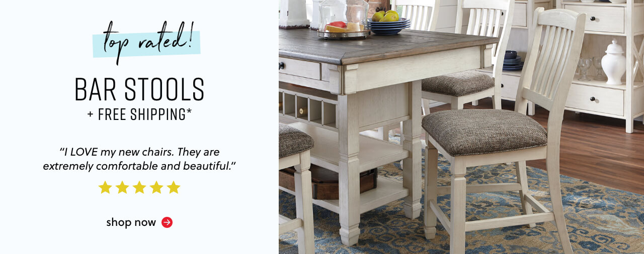 Small Space Dining Bar Stools ...
