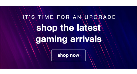 Gaming New Arrivals