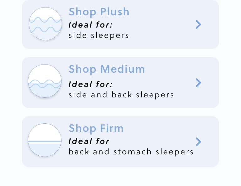 Shop All Memory Foam Mattresses
