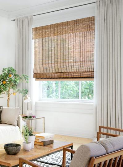 cordless blinds + shades