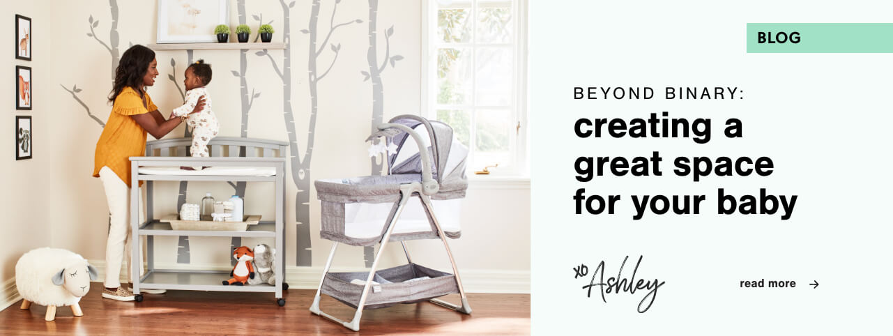 Beyond Binary: Creating A Great Space For Your Baby