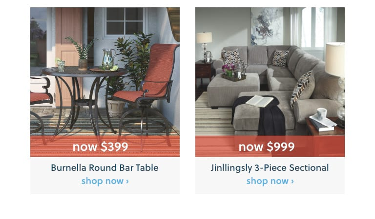 Deals on Furniture, Decor, Lighting, and More | Ashley Furniture HomeStore
