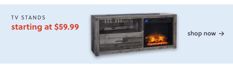 TV Stands S/A $59.99