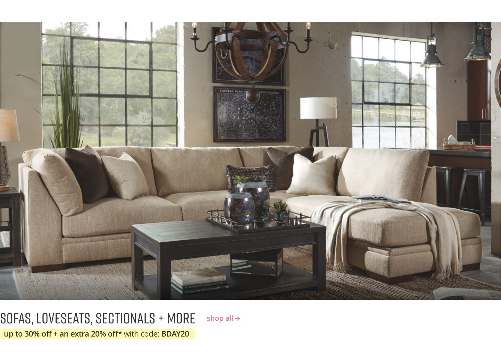 Ashley Furniture Homestore Home Furniture Decor