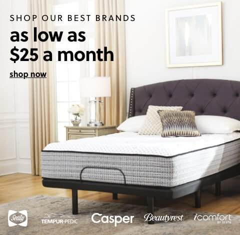 Get more mattress without the added expense, all sizes on sale