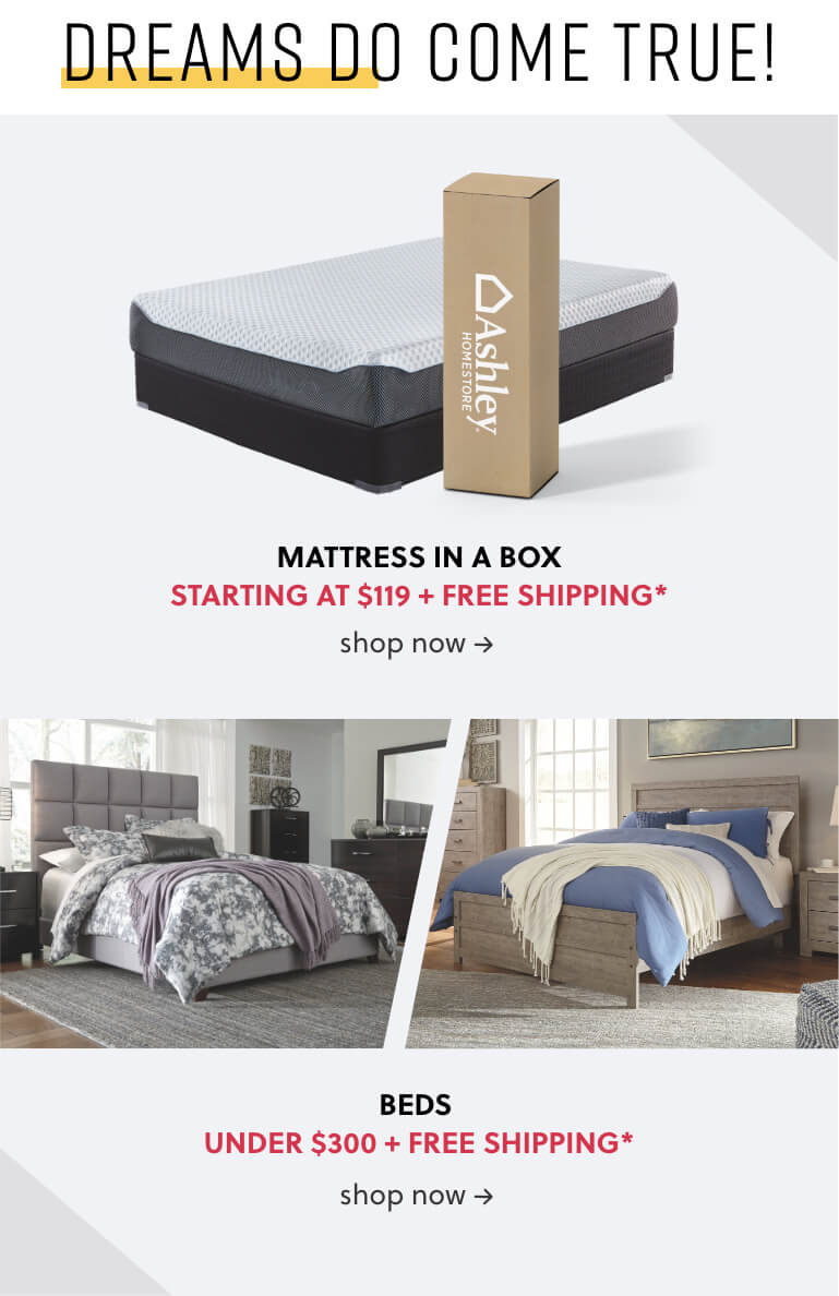 Mattress in a Box, Free Shipping Beds