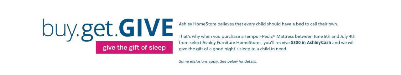 Ashley Furniture HomeStore Local Event