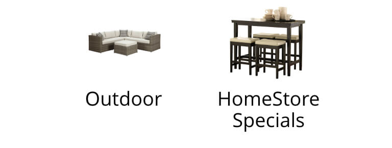 Outdoor, HomeStore Specials