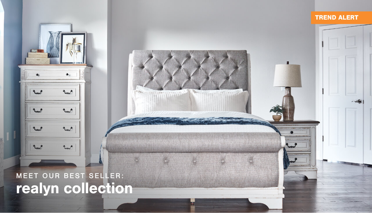 Meet Our Best-Seller: Realyn Collection