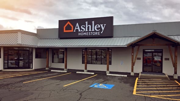 Murray's Furniture to Open New Ashley HomeStore in Oregon