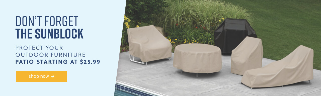 Outdoor Seating Starting at $115