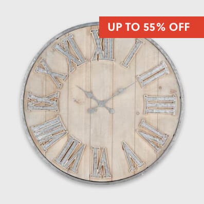 Wall Clocks: It's time for an update
