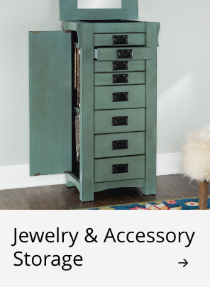 Related Products: Jewelry & Accessory Storage
