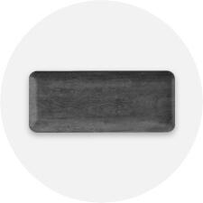 Serving Platter + Trays