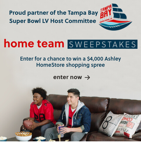 Home Team Sweepstakes